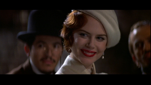 Who is Satine smiling at in this picture?