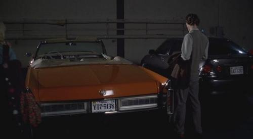 What is the name of Garcia's car?
