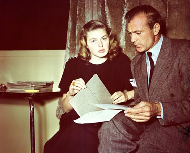 Ingrid Bergman And Gary Cooper Are Starring In Which Film?