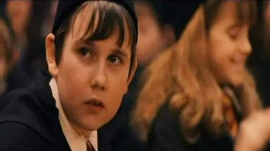 "in ""hp and the philosopher's stone""'s last chapter, where was neville's toad found?"