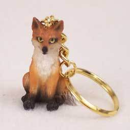 What animal is on this keychain?