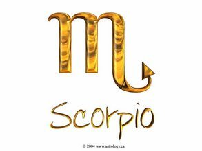 Scorpio is ruled by the planets ?