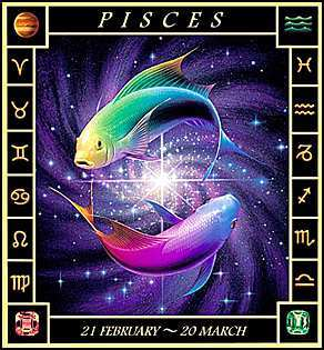 Pisces is ruled by the planets ?