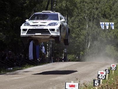 WRC Inaugural season ?
