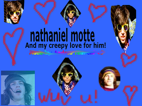 What was Nat before he was in 3oh!3