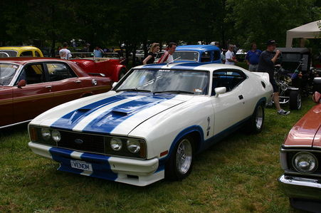 Ford XC Falcon Cobra, what year ?
