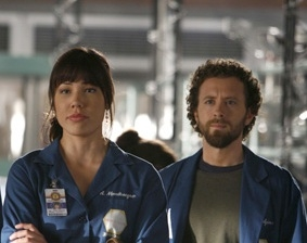 What episode did Hodgins ask Angela to move in with him?