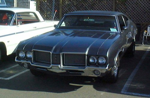 Oldsmobile 442 first generation ?
