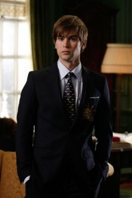 What is the cell phone model that Nate Archibald has on Gossip Girl?