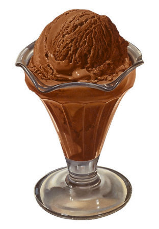 What ice cream flavor is this?