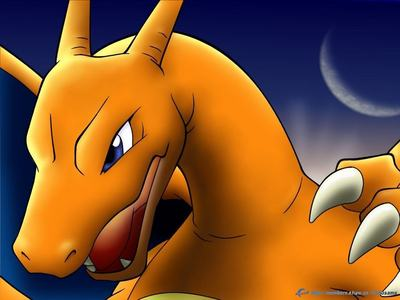 What foes will Charizard spit fire at?