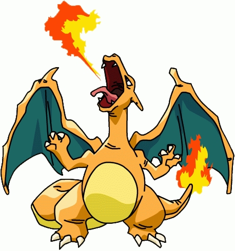 The more experienced the Charizard the more intense...its what are?