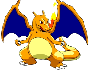Charizard shares the same species name as what Pokemon?
