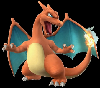 True/False:Charizard is the first Pokemon in the National Pokedex to have an immunity?