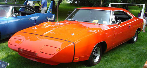 Dodge Charger Daytona first generation ?