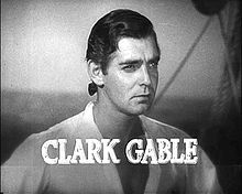 Before They Were Famous - What kind of salesman was Clark Gable in his younger years ?