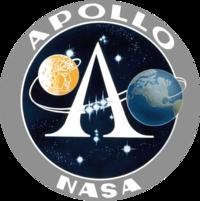 Which Apollo crew originally landed on the moon?