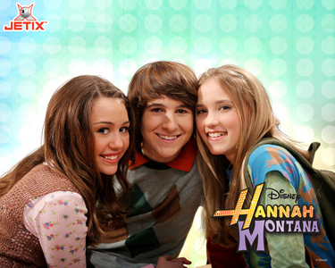 Whose birthday is Hannah Montana invited to?