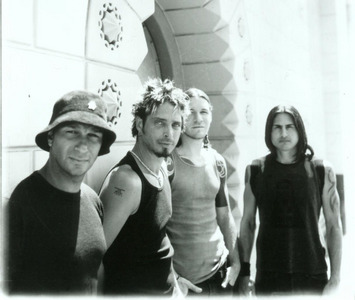 Audioslave's first studio album: