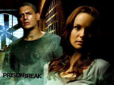 PRISON BREAK - Michael and Sara got married in the end of the season 4. T/F?