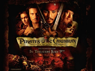 True ou False: Pirates of the Caribbean, The Curse of the Black Pearl has an additional scene after the credits?
