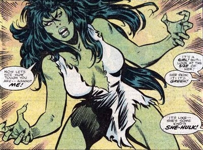 HOW DID JENNIFER WALTERS BECOME THE SAVAGE SHE-HULK?