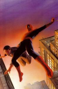 IN WHAT YEAR DID PETER PARKER AKA SPIDER-MAN MAKE HIS FIRST DEBUT?