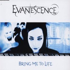 """""""Bring me to life"""" was named the ___ best hard rock song of all time by VH1."""
