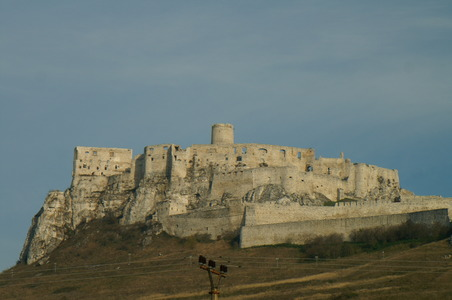Name this kastil, castle in Slovakia?