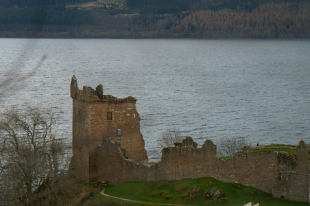 Name this Scottish castle?