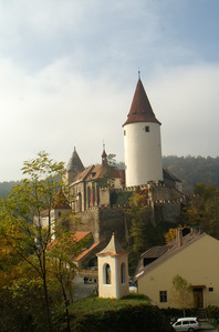 Which kastil, castle in the Czech republic is this?