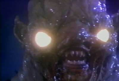 What does C.H.U.D. the monster actually stand for according to the movie?