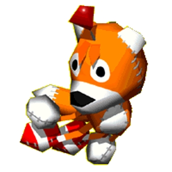 what game was it that tails doll came from?