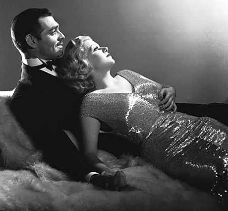 Clark Gable / Jean Harlow : How many films together ?