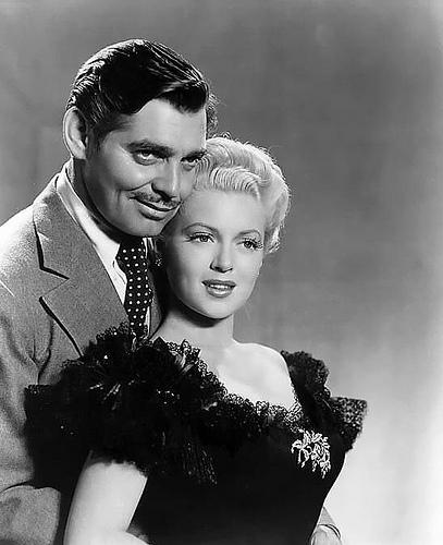 Clark Gable / Lana Turner : How many films together ?