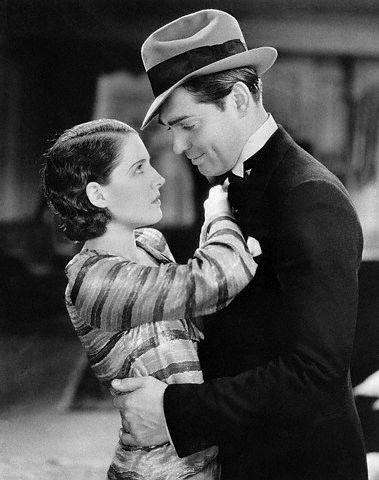 Clark Gable / Norma Shearer : How many films together ?