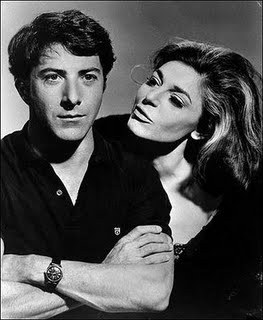 """Who plays Mrs. Robinson in """"The Graduate""""?"""