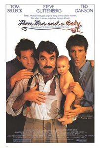 "Which member of the original television show cast directed ""3 Men and a Baby?"""