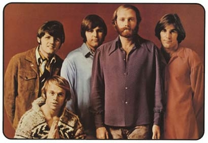SIBLINGS IN BANDS - The Beach Boys?