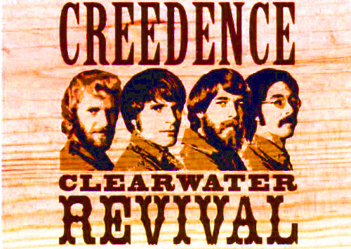 SIBLINGS IN BANDS - Creedence Clearwater Revival?
