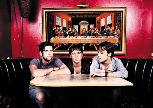 SIBLINGS IN BANDS - The Cribs?