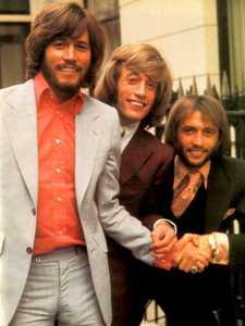 SIBLINGS IN BANDS - The Bee Gees?