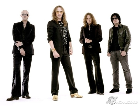 SIBLINGS IN BANDS - The Darkness?