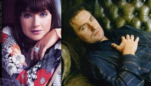 In which Mini Series do Richard Armitage and Daniela Denby-Ashe play a couple?