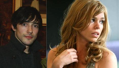 In which TV movie do Billie Piper and Blake Ritson play a couple?