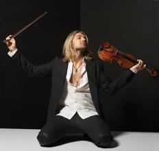 How old was David when he started playing violin?