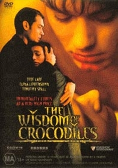 The عنوان of The Wisdom of Crocodiles refers to ....?