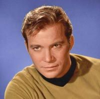 What does the 'T' stand for in Captain James T. Kirk's name?