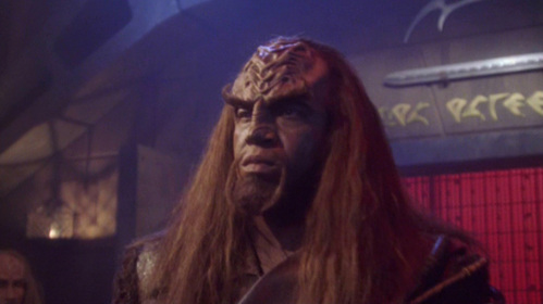 "In the series pilot episode, ""Broken Bow"", Enterprise is sent to return a Klingon warrior to his home world. What was that Klingon's name?"