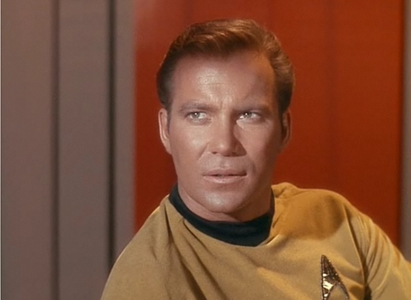 Although born on Earth, Kirk for a time lived on _________________